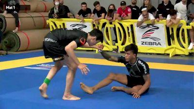 Paulo Miyao vs Joao Figuerido 2021 Pan IBJJF Jiu-Jitsu No-Gi Championship Flozone