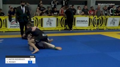 Huthayfah Penney Rolling Armbar From Top