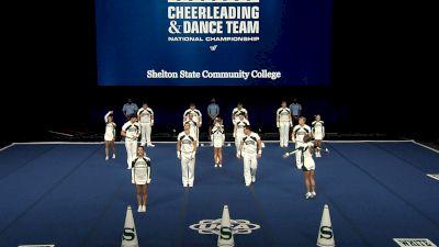 Shelton State Community College [2021 Cheer Open Coed Finals] 2021 UCA & UDA College Cheerleading & Dance Team National Championship