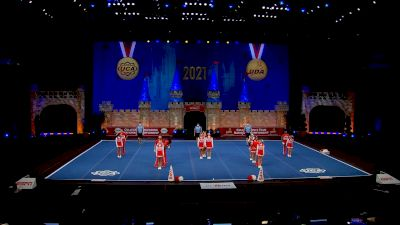 Western Kentucky University [2021 Small Coed Division IA Semis] 2021 UCA & UDA College Cheerleading & Dance Team National Championship