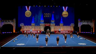 Texas State University [2021 All Girl Division IA Semis] 2021 UCA & UDA College Cheerleading & Dance Team National Championship