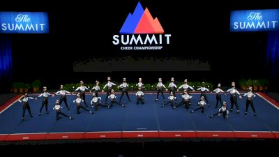 Cheer Extreme - Raleigh - Frost [2021 L2 U17 Prelims] 2021 The Summit