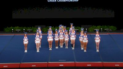 Cheer Florida All Stars - Electra [2021 L5 Junior - Small Wild Card] 2021 The Summit