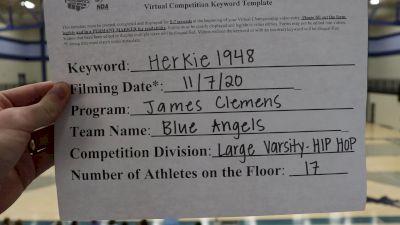 James Clemens High School [Varsity - Hip Hop] 2020 NDA November Virtual Championship