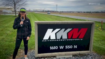 Driller Season: Keith Kunz Motorsports Shop On Tulsa Time