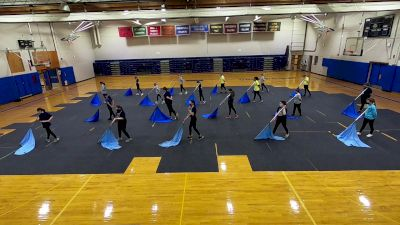 Spring-Ford MS Indoor Guard-To Sir With Love