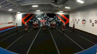 Stars Vipers - Katy - Lady Lace [L3 Junior - Small - B] 2021 NCA All-Star Virtual National Championship