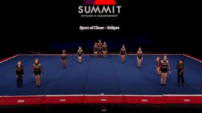 Sport of Cheer - Eclipse [2021 L2 Junior - Small Wild Card] 2021 The D2 Summit