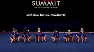 MGA Cheer Extreme - Zero Gravity [2021 L2 Junior - Small Wild Card] 2021 The D2 Summit