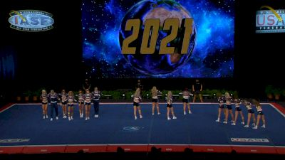 Upper Merion All Stars - Royals [2021 L6 Senior XSmall Coed Finals] 2021 The Cheerleading Worlds