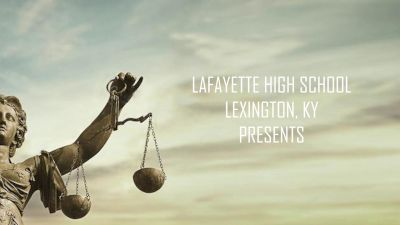 Lafayette HS - Ode to Justice