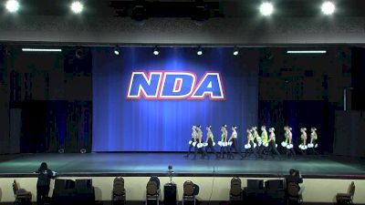 Dancin with Roxie Prestige [2021 Senior Pom Day 2] 2021 NDA All-Star National Championship