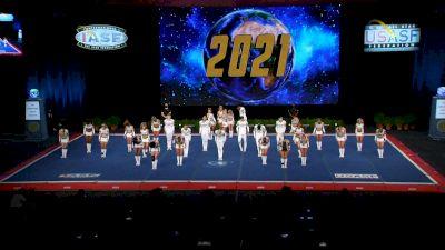 Woodlands Elite - OR - Black Ops [2021 L6 Senior Medium Coed Finals] 2021 The Cheerleading Worlds