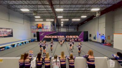 Rockstar Cheer Rhode Island - The Sugarhill Gang [L3 Junior - Medium] 2021 Coastal at the Capitol Virtual National Championship