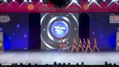 Dancin' Bluebonnets - Open Jazz [2019 Open Jazz Finals] 2019 The Dance Worlds