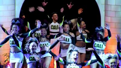 The California All Stars - Camarillo - Smoed [2019 L5 Senior Small Coed Day 2] 2019 UCA International All Star Cheerleading Championship