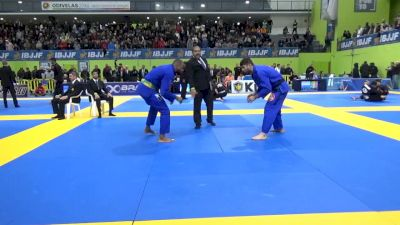 Fellipe Trovo Escapes Straight To An Armbar At Euros