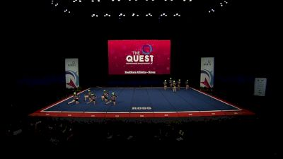 RockStarz Athletics - Havoc [2021 L3.1 Performance Rec - 18Y (NON) - Small Semis] 2021 The Quest