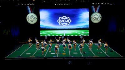 Live Oak High School [2021 Large Game Day Div II Semis] 2021 UCA National High School Cheerleading Championship