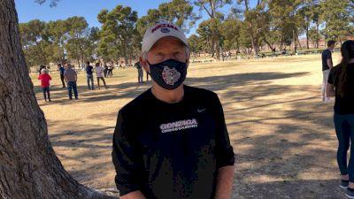 Gonzaga Head Coach Pat Tyson On Potential First NCAA XC Appearance