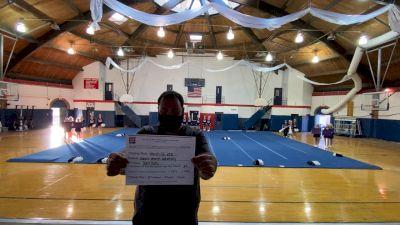 Robert Morris University [Virtual Spirit Rally Open Prelims] 2021 NCA & NDA Collegiate Cheer & Dance Championship