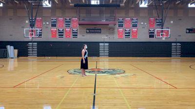 Samantha -Erie High School (Junior Solo - Contemporary/Lyrical - West)
