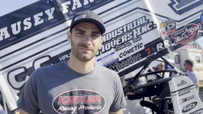 Nate Dussel Continues OH Speedweek Run At Wayne County