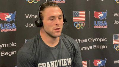Ben Provisor: 2021 U.S. National Champion (GR 82 kg)