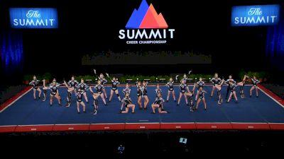 Cheer Athletics - Pittsburgh - TitaniumCats [2021 L2 Junior - Medium Semis] 2021 The Summit