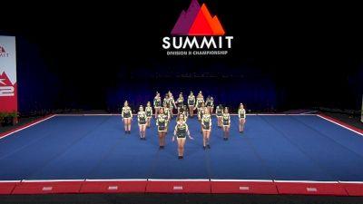 Modern American Cheer - Black [2021 L3 Junior - Medium Semis] 2021 The D2 Summit