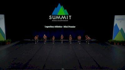 Legendary Athletics - Mini Premier [2021 Mini Hip Hop - Large Finals] 2021 The Dance Summit