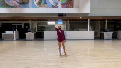 Stevenson High School - Calleigh Schneider [Teen Solo - Contemporary/Lyrical - Midwest] 2021 UDA Solo Showdown