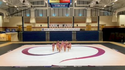 Westerville Independent Winterguard - Goodbye My Lover