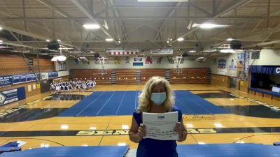 Carson High School [High School – High School Situational Sideline/Crowdleading Cheer] 2020USA Virtual Regional