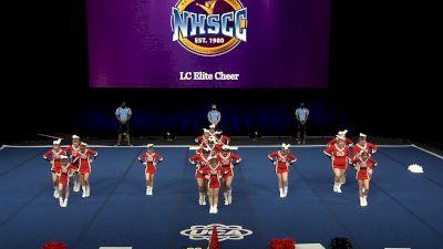 LC Elite Cheer [2021 Trad Rec Non Aff 12Y Finals] 2021 UCA National High School Cheerleading Championship