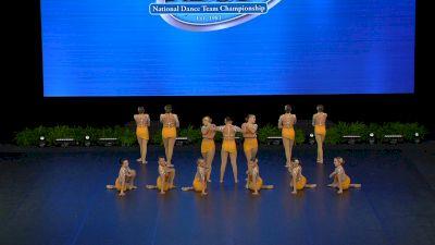 Niceville High School [2021 Small Varsity Jazz Semis] 2021 UDA National Dance Team Championship