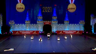 Prima Dance All-Stars - Youth Pom [2021 Youth - Pom Semis] 2021 UDA National Dance Team Championship