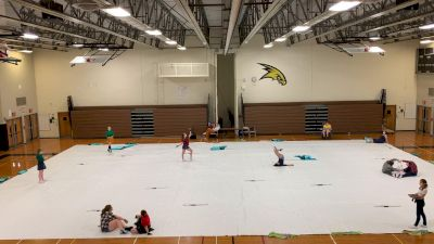Corning Painted Post Winter Guard  - Life in a Year