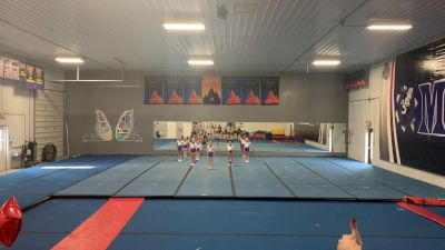 Midwest Cheer Elite-Columbus - Mini McQueens [L1 Mini] 2021 The Regional Summit Virtual Championships