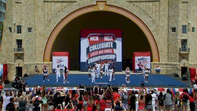 Trinity Valley Community College [2021 Advanced Large Coed Junior College Finals] 2021 NCA & NDA Collegiate Cheer & Dance Championship