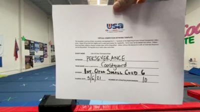 Cali Coast Elite - CoastGuard [L6 International Open Coed - Small] 2021 USA All Star Virtual Championships