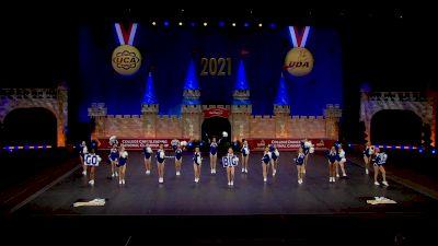 University of Kentucky [2021 Dance Division IA Game Day Semis] 2021 UCA & UDA College Cheerleading & Dance Team National Championship