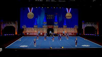 University of Delaware [2021 Cheer Division I Semis] 2021 UCA & UDA College Cheerleading & Dance Team National Championship