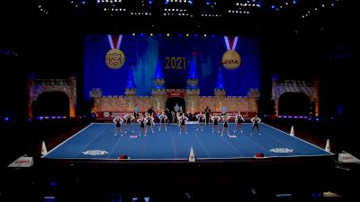 Northwest Community College [2021 Open Small Coed Semis] 2021 UCA & UDA College Cheerleading & Dance Team National Championship