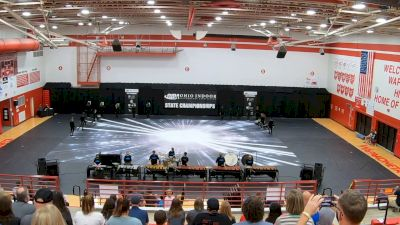 "Central Crossing Indoor Percussion ""Reverberate"""