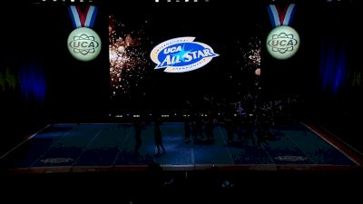Palm Beach Lightning - RUBIES [2021 L3 Senior Coed Day 2] 2021 UCA International All Star Championship