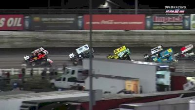 Highlights | 360 Sprints at Knoxville Raceway