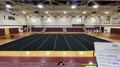 St Augustine High School [Game Day Junior Varsity] 2020 UCA North Florida Virtual Regional