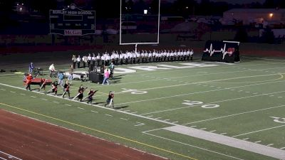 Heart by Burley Bobcat Marching Band