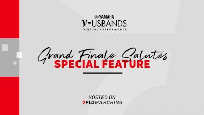 2020 v-USBands Grand Finale Salute Contest